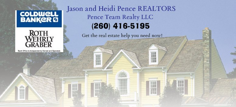 Jason and Heidi Pence REALTORS - Get the real estate help you need now!
