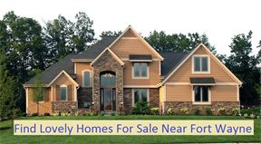 Search houses for sale in Fort Wayne IN | Home Search