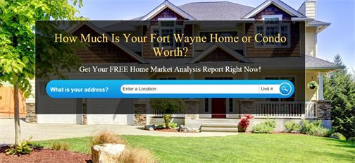 Fort Wayne House Value Estimator Online